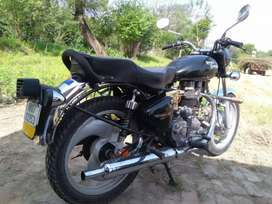 Old bike but new condition