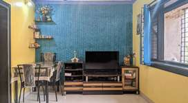 2 BHK Semi Furnished Flat For Sale With Immediate Possession