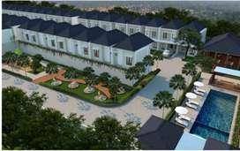 Villa mewah Krakatau Medan