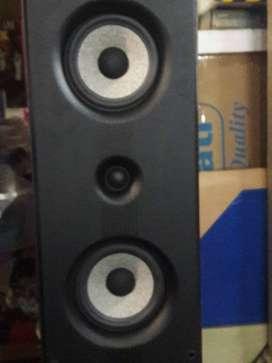 1 Set Vintage Speaker DANSPEAK HI FI Home Theater Special Collection