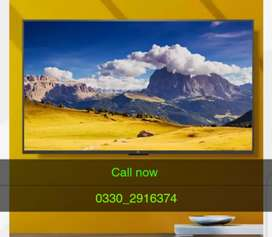 """2Day offer 43"""" INCH LED TV ANDROID SmartThings App, just one app for"""