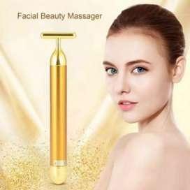 Golden beauty  Energy  facial massager.