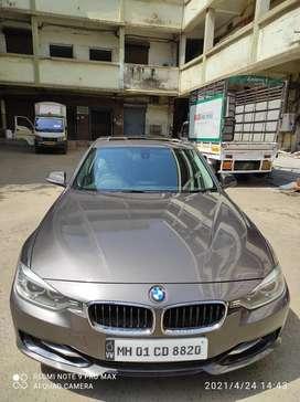 BMW 3 Series 320d Sport, 2016, Diesel