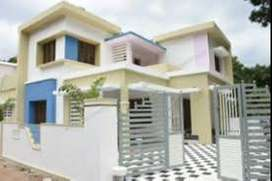 4 Bedroom New House For Sale at Kannothumchal - Kannur.