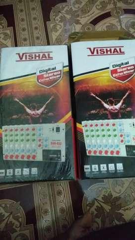 Vishal Mic Mixer 6 Chainal