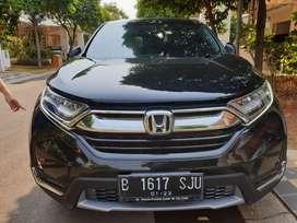 Honda CRV Prestige Turbo Tahun 2017 Pemakaian Tahun 2018 Istimewa