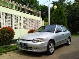 Hyundai Accent GLS 1999 Manual. Low KM, Mulus, Pajak Panjang, Original