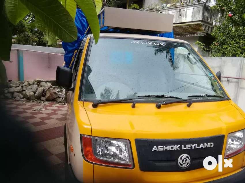 Ashok layland Dost + 2017,10, masam new inshurance Cf all clear 0