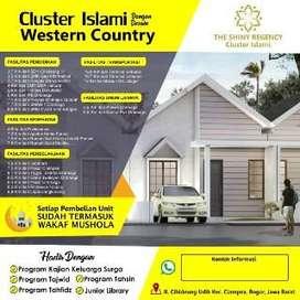 Rumah Murah Gaya Eropa & Konsep Syariah