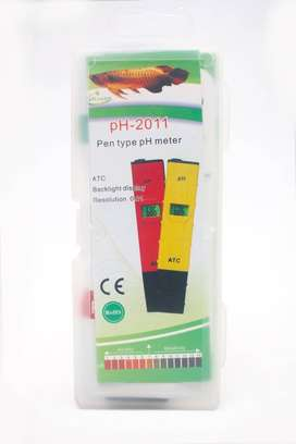 Ph Meter Digital ATC 2011