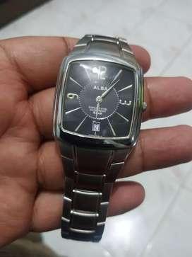 Jual jam tangan ALBA original