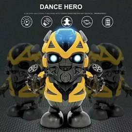Dance Hero Bumble Bee