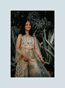 3 piece dress with dupatta