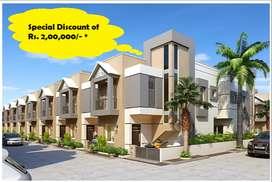 HURRY Rs.200000/- Disc - 3BHK Duplex-kanha Galaxy- Waghodia Road
