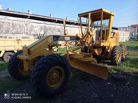 Motor grader cat 120k 2013