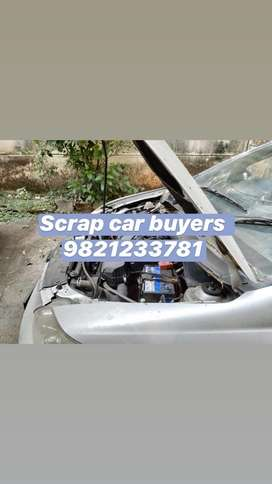 Non USED OLDDDD SCRAP CAR BUYER IN MUMBAI