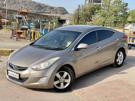 Hyundai Elantra 2012-2015 SX, 2013, Diesel