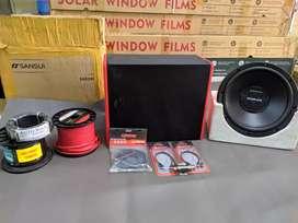 Paket audio speaker murah