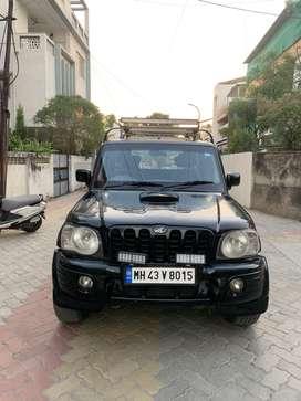 Mahindra Scorpio 2002-2013 2.6 SLX CRDe, 2008, Diesel