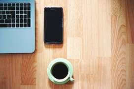 simple writing job and data entry job
