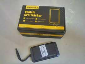 GPS TRACKER wetrack, alat pantau kendaraan akurat