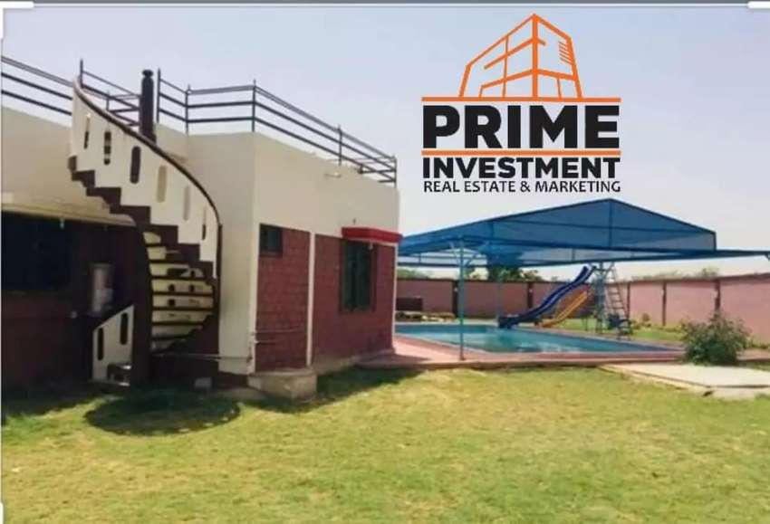 Farm House Plot with Amazing Discount 0