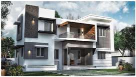 4BHK 1800sqft Villa in 5 Cents