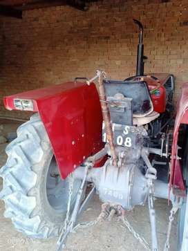 messi tractor 240