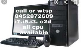 Zebronics cabinet boxpack all parts computer available wholesale price