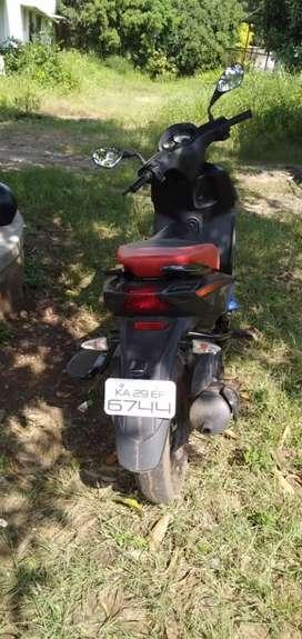 Aprilla scooter