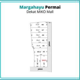 Tanah Kavling 5 Menit Milan Kopo Mall, 3 Jutaan; Fasum Lengkap