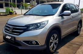Honda all new CRV 2.4 2012 silver at (RJ-02)