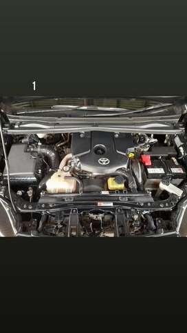 Innova reborn venturer diesel matic