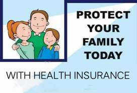 Work from home, calling for health insurance