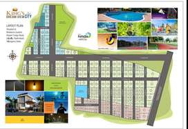 best opportunity to buy a open plot near airport at jalpally