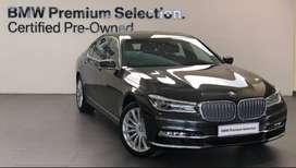 BMW 740Li Certified Used Car