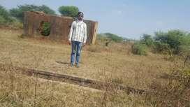 Gandharva Nagar near suttagatti village
