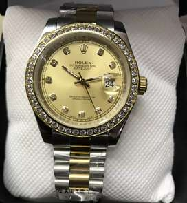 Rolex Gold Oyster