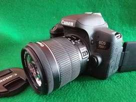 Canon 750d lensa 18-55 masih mulus ngedoff