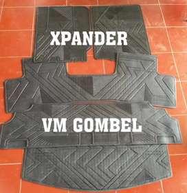 Minggu buka sale karpet lantai karet Xpander set komplit
