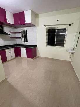 2BHK semi-Furnished House for Rent in Kuvempu Layout@ Ahrahara-Kogilu
