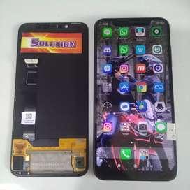 Lcd Touchscreen Xiaomi Mi8 Oc + Pasang