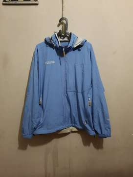 Jaket Running, COLUMBIA Wind Stopper, Good Preloved Condition
