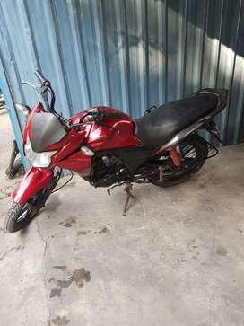 Honda CB Twister 2010 Model For Sales rs 17500