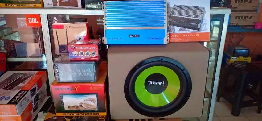 Promo Paket Complit Audio Mobil 0