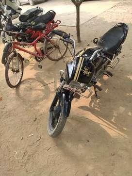 New bike urgent sell
