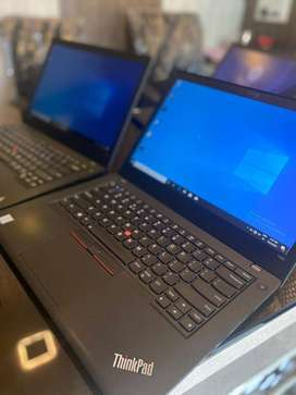 Lenovo Thinkpad T480 - Core i5 8th Gen 16GB 256GB SSD Brand Warranty