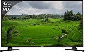 New Toshiba Panel 43 inch 4k Smart slim led tv with two years warranty