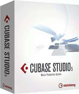 Cubase 5 Full Rs.7000