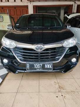 Toyota avanza g 1.3 manual 2016